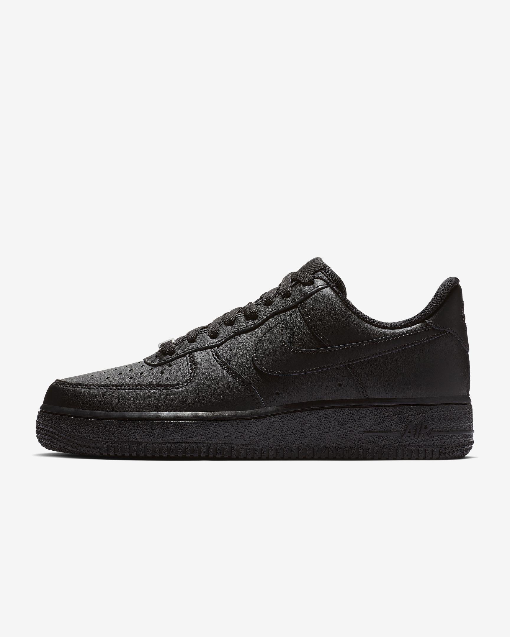 Tenisky Nike Air Force 1 Low Čierne-WWW.AIRFORCE.SK