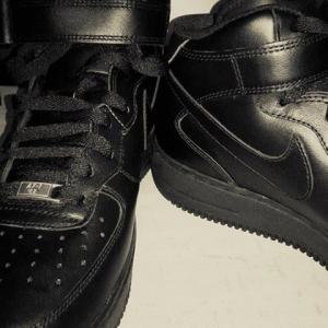 Tenisky Nike Air Force 1 Čierne