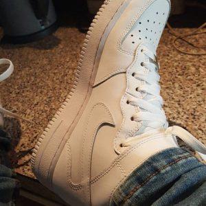 Tenisky Nike Air Force 1 Biele